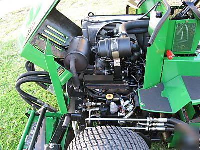 John deere 2653A reel mower diesel world wide shipping