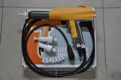 Itw Gema Pg1 Pg2a Easy Optiselect Powder Gun Cascade