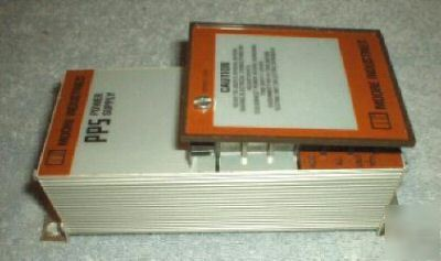 New Process Power Supply Moore Pps 24vdc Instrument