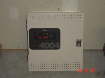 Simplex 4004 Operatining Manual